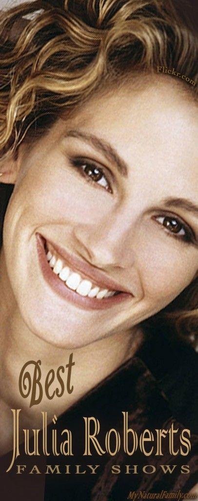 "The Best Julia Roberts Movies that are ""Clean"" - MommyBearMedia.com #juliaroberts"