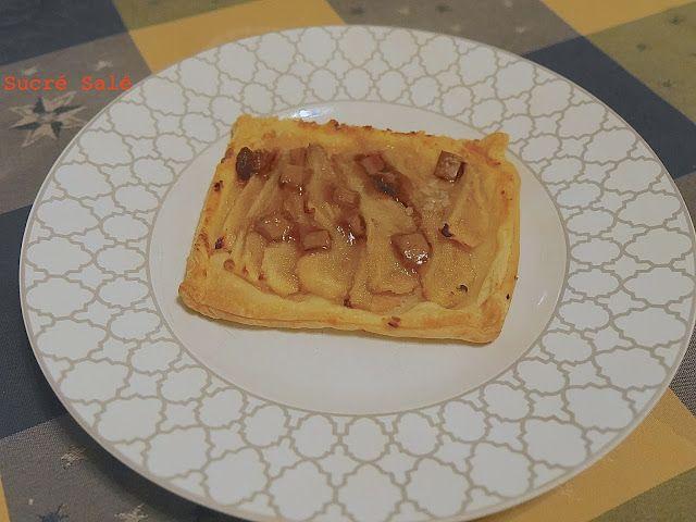 Pour moi les meilleurs tartes sont celles au pommes ou celles aux poires.   J'ai donc voulu vous présenter ma recette qui estextrê...