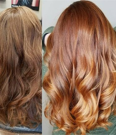 Making Red Hair Even More Exciting Hair Color Redhead Hair
