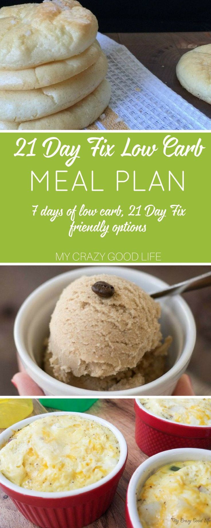 With a 21 Day Fix low carb meal plan you can focus on two types of healthy eating. If you are avoiding carbs and rocking 21 Day Fix this one is for you!  via @bludlum