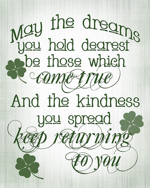 Image result for irish blessings and sayings