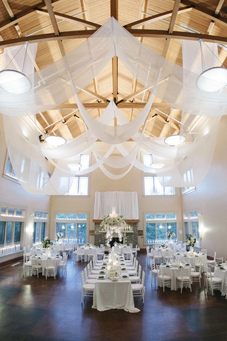 25 White Wedding Decoration Ideas for Romantic Wedding