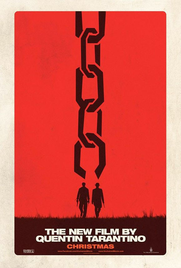 Django Unchained, 2012 Directed by Quentin Tarantino, with Jamie Foxx, Christoph Waltz, Samuel L. Jackson, Leonardo DiCaprio, Kurt Russell & Sacha Baron Cohen
