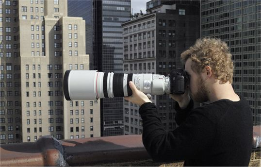 Hands-On Review: the New Canon EF 200-400mm f/4L IS USM Extender 1.4x Lens | BH inDepth