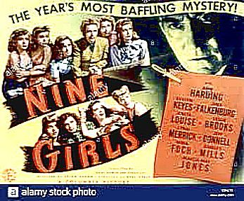 ANN HARDING starred with JEFF DONNELL