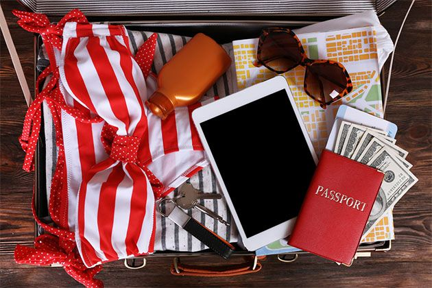 Whether your goal is to avoid those checked or excess bag fees by packing light, reserve your in-port shopping for souvenirs rather than necessities, or simply make sure you take everything you need on your next vacation, here are our top 10 tips for packing for a cruise.