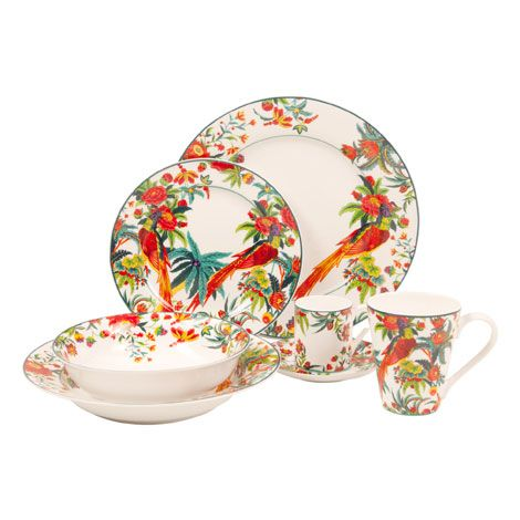 The 25+ best Tropical dinnerware ideas on Pinterest