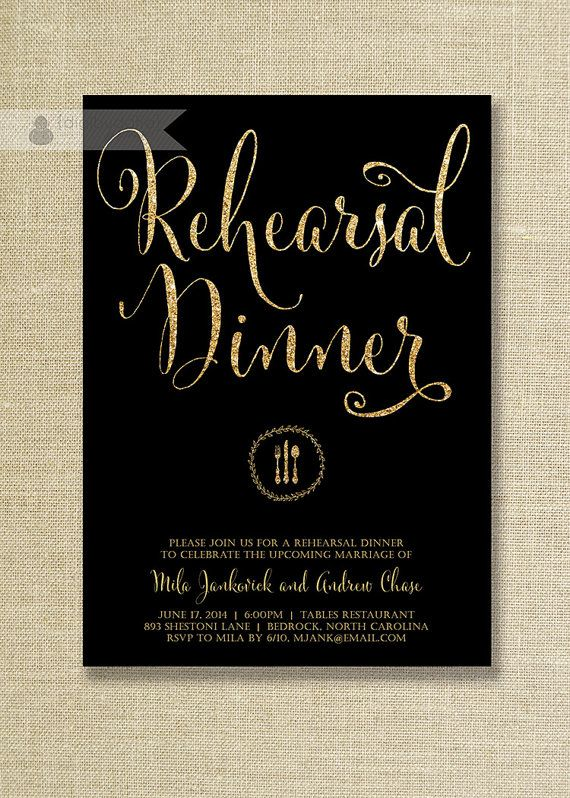 17 best Digibuddha Rehearsal Dinner Invitations images on Pinterest