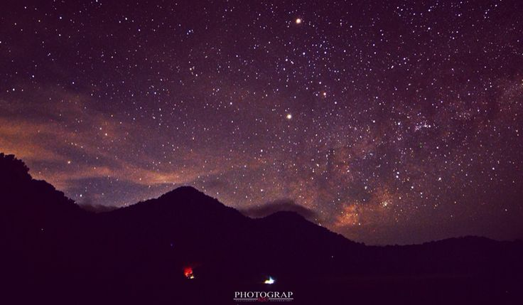 Milkyway @tegalpanjang Garut West Java
