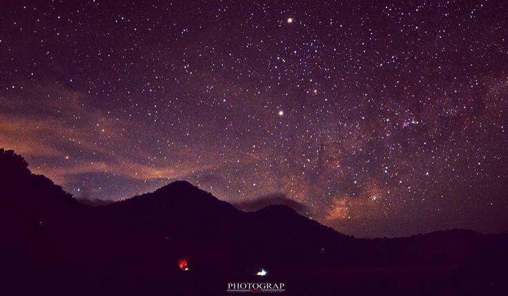 Milkyway @tegalpanjang Garut West Java