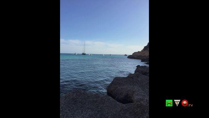 Lapedusa (AG), La natura incontaminata dell'Isola dei Conigli (slideshow...