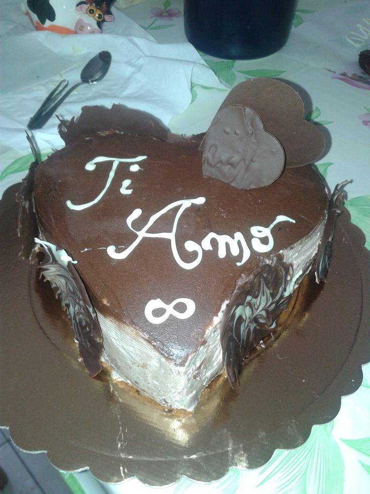 torta per il sesto anniversario :)
