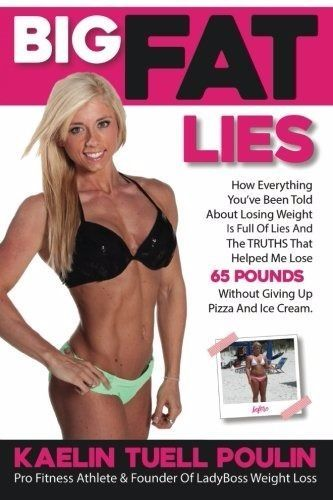 Big Fat Lies New Paperback) by Kaelin Tuell Poulin