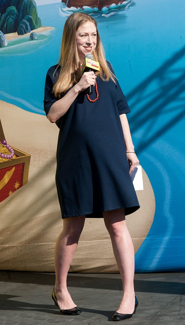 Chelsea Clinton Welcomes First Child, A Baby Girl %u2014�Congrats