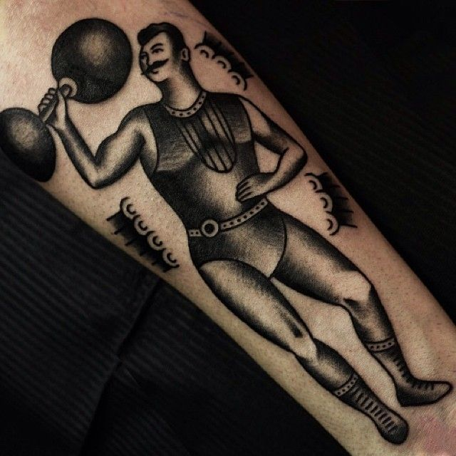 Big Henry Tattoo