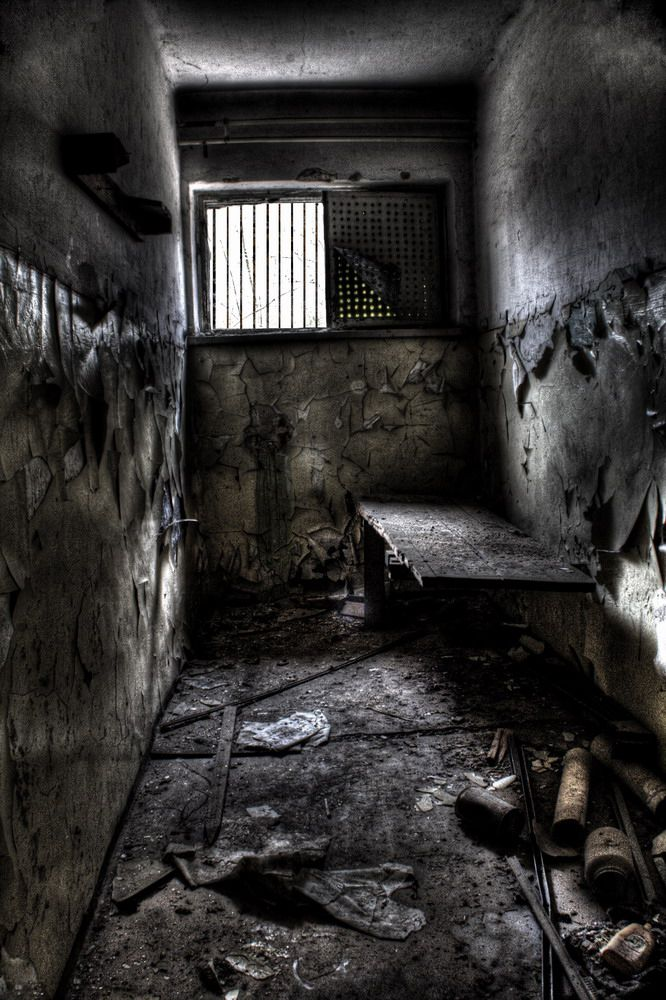 abandoned jails - Google Search