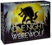 One Night Ultimate Werewolf Board Game, New, .