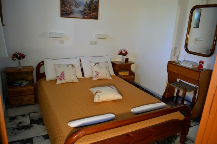 Dimitra Studios Second Room of the Apartment for 4 Persons