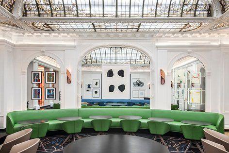 Hôtel Vernet, Parigi, 2014 - François Champsaur