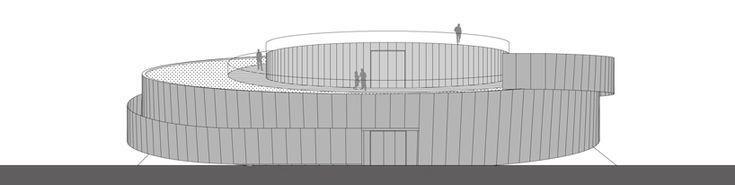 Erstaunliche futuristische Form – Das kulturelle Zentrum der europäischen Raumf… Erstaunliche futuristische Form – Das kulturelle Zentrum der europäischen Raumf… – Alicia Mad