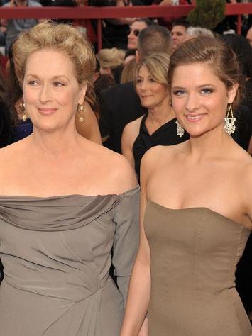 Meryl-Streep & daughter