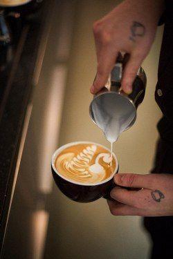 Mood Coffee Roasteryn pavut paahdetaan Helsingissä.