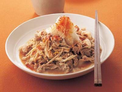 小林 まさみ さんのえのきだけ,豚肩ロース肉を使った「えのき豚」。えのき特有の食感がきいて、食べごたえのある一品。シンプルな味つけでえのきのうまみを生かします。 NHK「きょうの料理」で放送された料理レシピや献立が満載。