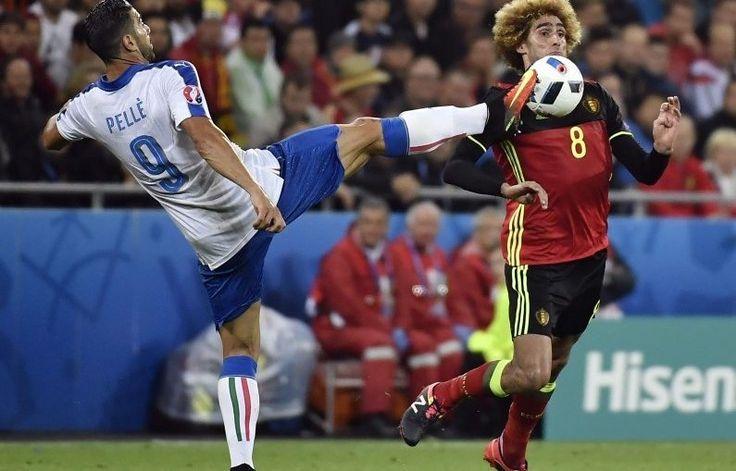 Euro 2016 : Italie 2 – 0 Belgique - Les notes - Direct Foot