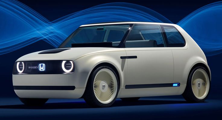 Honda's Urban EV Concept Borrows From The Past Looks To The Future : The focus at the Frankfurt Motor Show may be more on European automakers but Honda has attracted its fair share of attention as well with the handsome little Urban EV Concept you see here.Read more