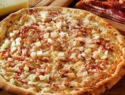 Receta de Pizza carbonara: Cocina Pizza, Panes Pizzasmasa, Coca Salada, Recipe, Recipes, Panes Pizza Masa, De Pizza, Pizza Carbonara, Salt Recipes