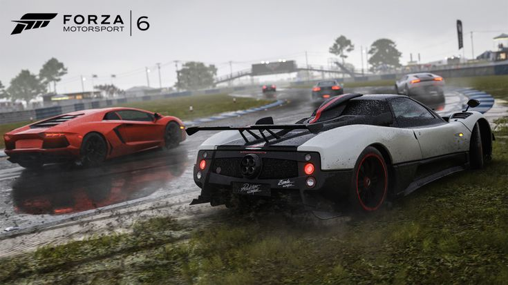 Forza Motorsport 6: Getting dark and wet in a world-first hands-on