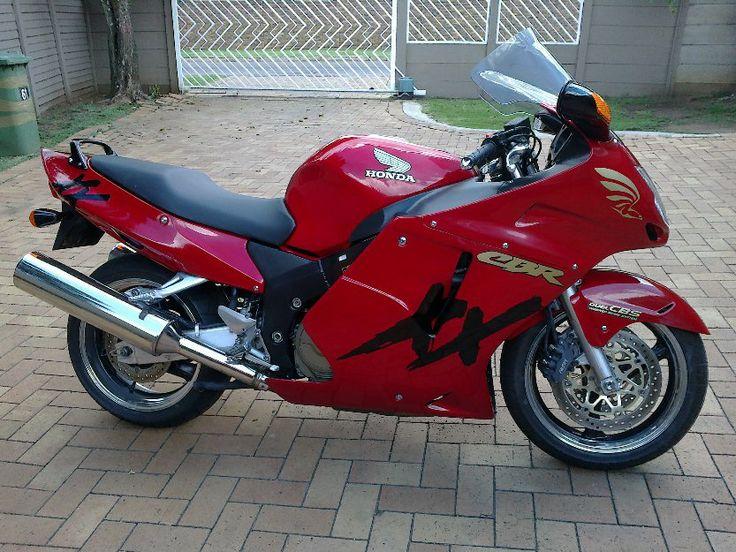 Hecktasche WP62 für Honda CBR 1100 XX orange
