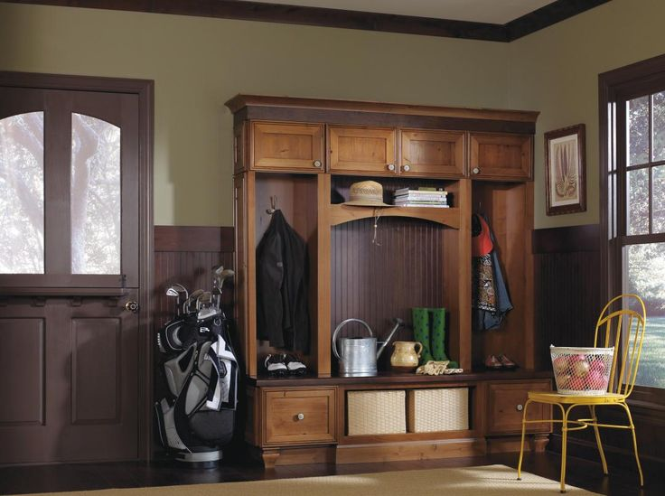 Suave Yet Casual With Beautiful Storage, Fine Entryway Cabinets Create A  Grand Entrance.