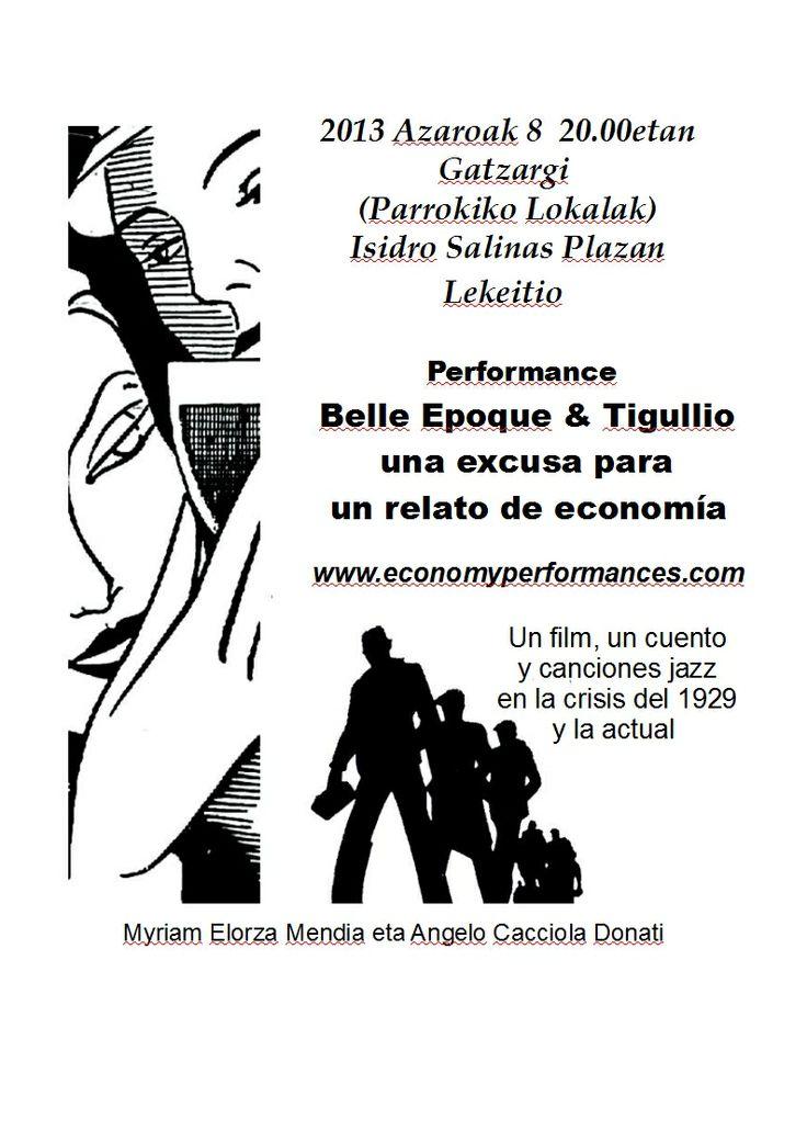 Belle époque & Tigullio  Lekeitio