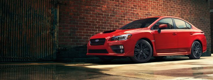 subaru wrx 2015 | 2015 Subaru WRX Unveiled at the Los Angeles Auto Show - TickTickVroom ...