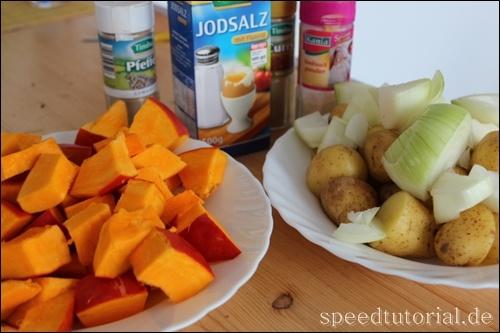 Kürbis-Kartoffel-Suppe!   http://speedtutorial.de/2012/09/kurbis-kartoffel-suppe-a-la-beautybutterflies/