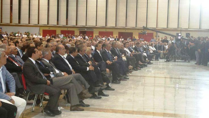 Στην 80η ΔΕΘ παρευρέθηκε ο Νότης Μηταράκης, ενώ συμμετείχε και σε συναντήσεις με παραγωγικούς φορείς και επιστημονικές ομάδες παρουσία του Προέδρου της Νέας Δημοκρατίας, κ. Ευάγγελου Μεϊμαράκη http://www.mitarakis.gr/drasi/1626/stin-80i-deth-pareurethike-o-notis-mitarakis
