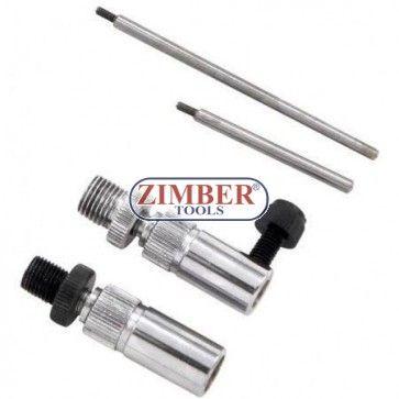 Κιτ χρονισμού αντλίας καυσίμου diesel - Bosch, VW/Audi , ZR-36DPT01 - ZIMBER-TOOLS