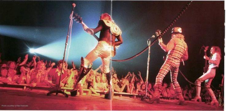 Slade #onstage #70s #glamboyz