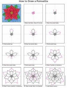 Poinsettia+Diagram