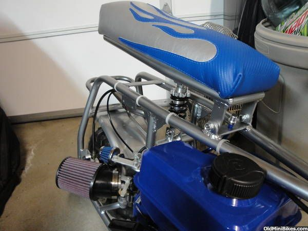 Springer Seat Idea Baja Warrior Oldminibikes Com Forum Baja