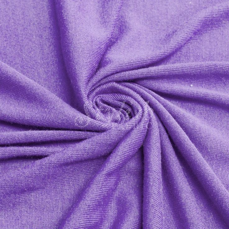 Purple Two Tone Hacci Classic Sweater knit