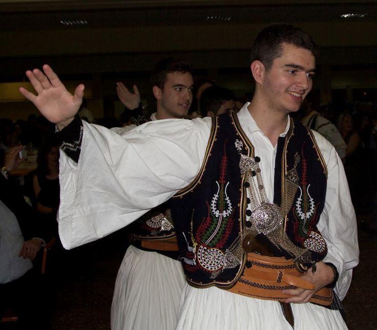 Σύλλογος Σαρακατσαναίων Φοιτητών Θεσσαλονίκης / Sarakatsani Student Association of Thessaloniki