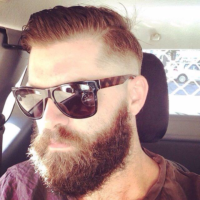 Men's Hair and Beard