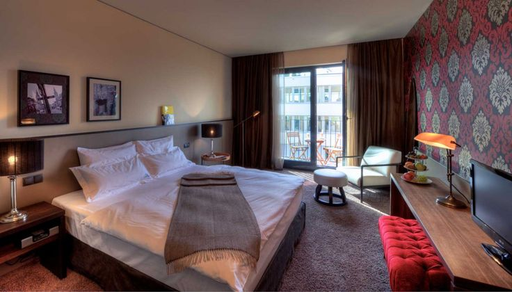 Hotel Hamburg Alster | Hotelzimmer Size M | The George Hotel Hamburg