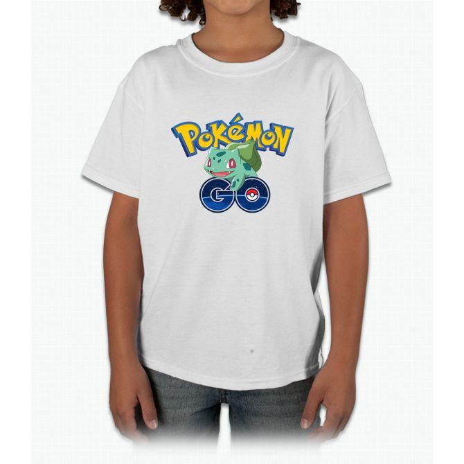 Pokemon Go - Bulbasaur Pikachu Young T-Shirt