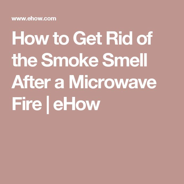 1000 Ideas About Smoke Smell On Pinterest How To Remove