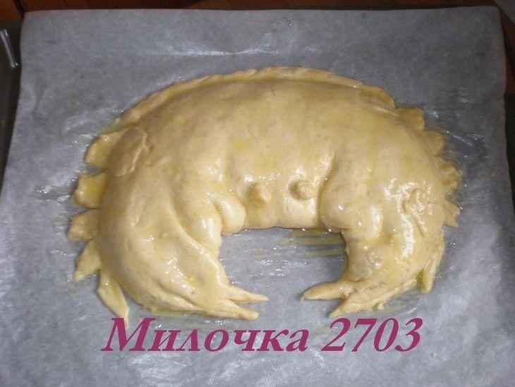 Рыбный пирог «КРАБ». Кулинар.ру – более 100 000 рецептов с фотографиями. Форум.
