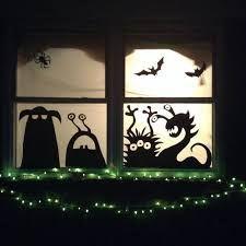 """Résultat de recherche d'images pour """"monstre fenetre halloween"""""""