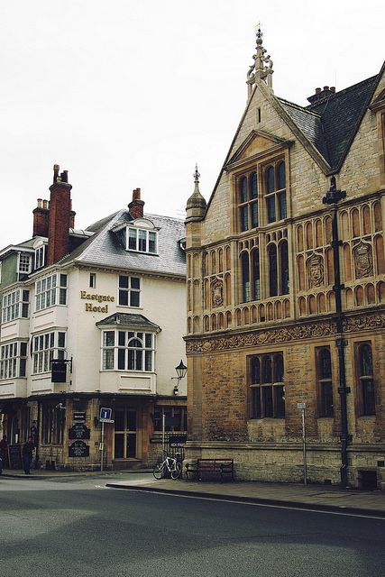 Oxford, England, UK - photo by What Katie Does